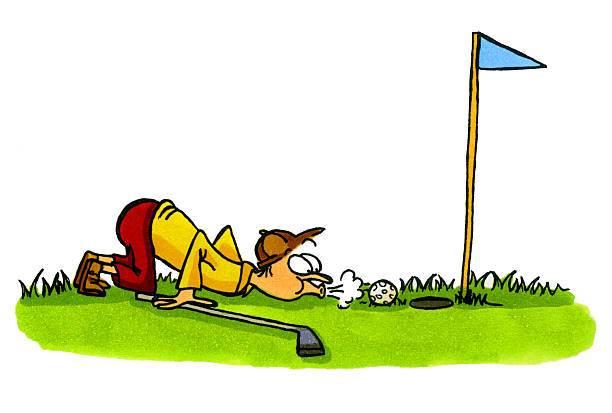Free funny golf clipart 3 » Clipart Portal.