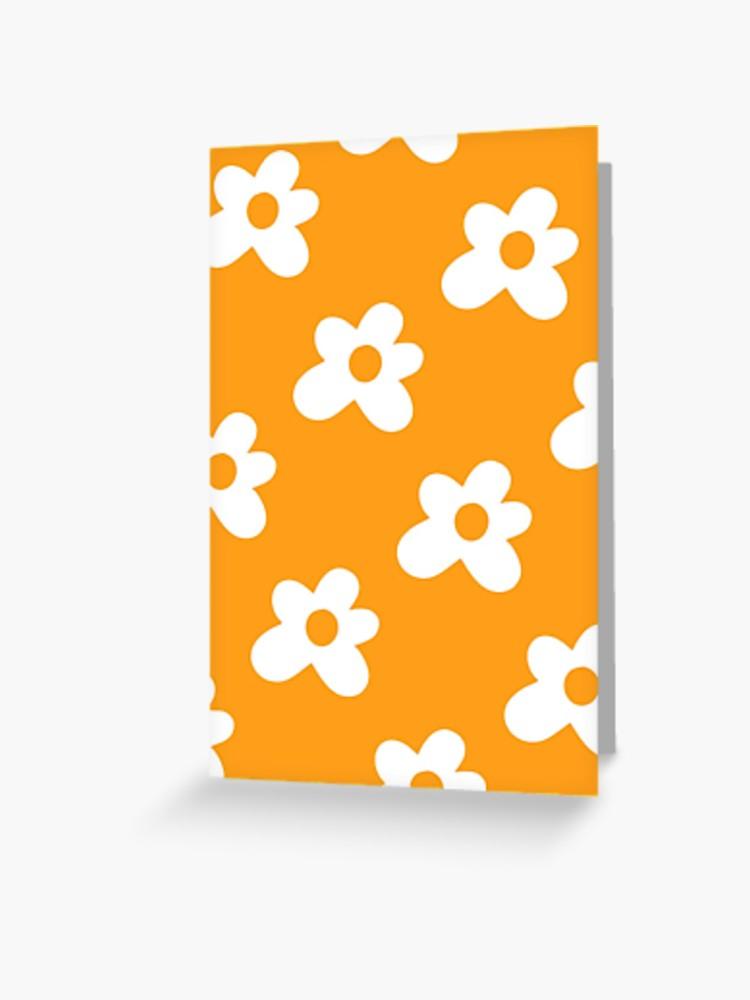 Golf le Fleur Logo Pattern Orange.