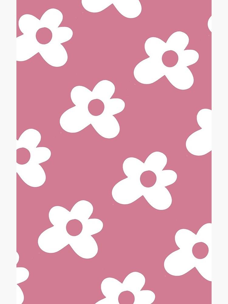 Golf le Fleur Logo Pattern Pink.
