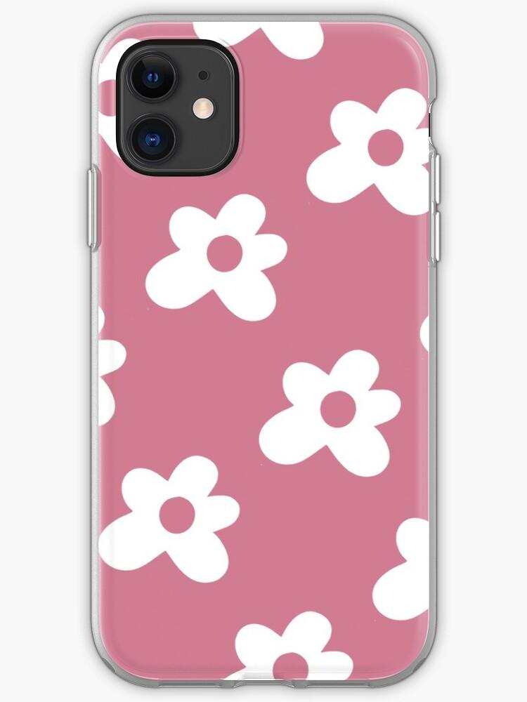 \'Golf le Fleur Logo Pattern Pink\' iPhone Case by tylerpetitt.