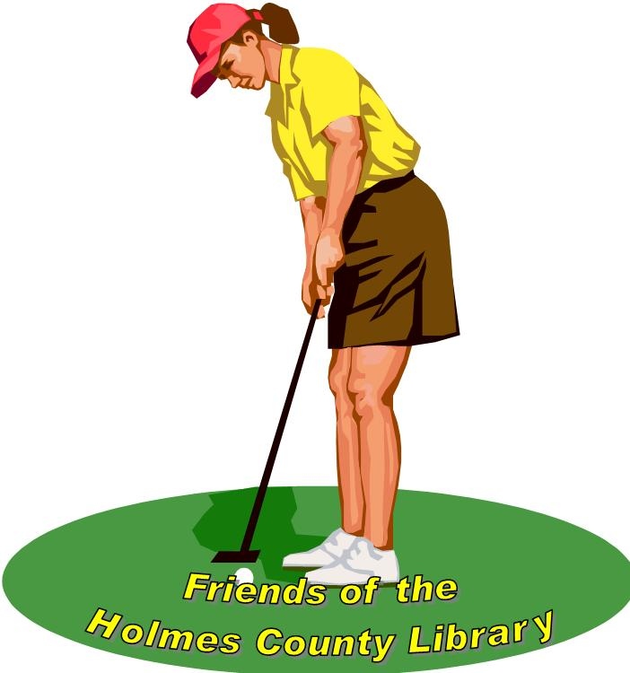 Golf Clip Art Women.
