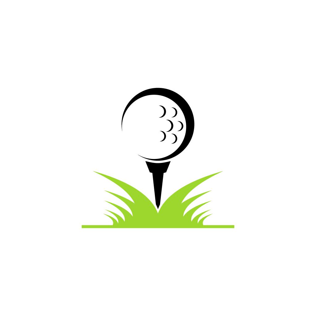 Golf logo png 3 » PNG Image.