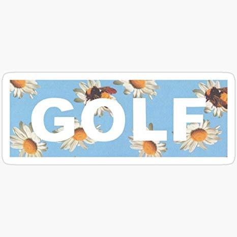 Amazon.com: Deangelo Golf Wang Tyler The Creator Flower BOY.