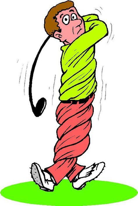 Golf Mulligan Clipart.