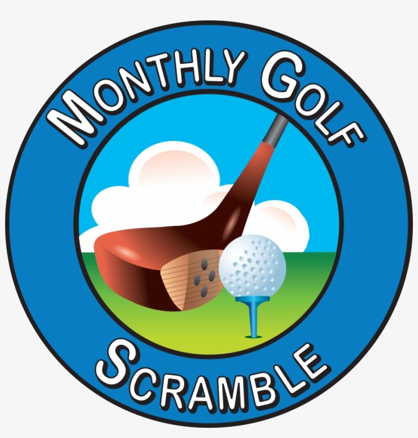 Golf Clipart Golf Scramble Transparent PNG.