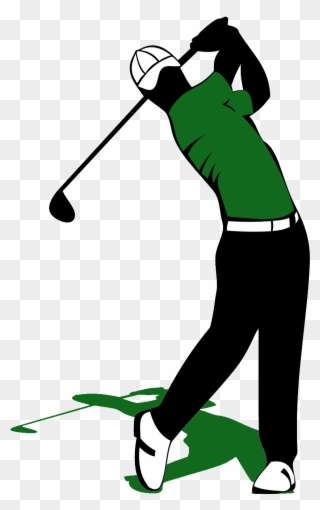 Free PNG Golf Swing Clip Art Download.