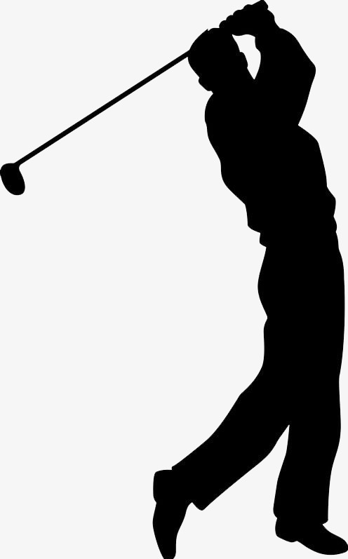 Golf, Golf Clipart, Play Golf PNG Transp #373316.