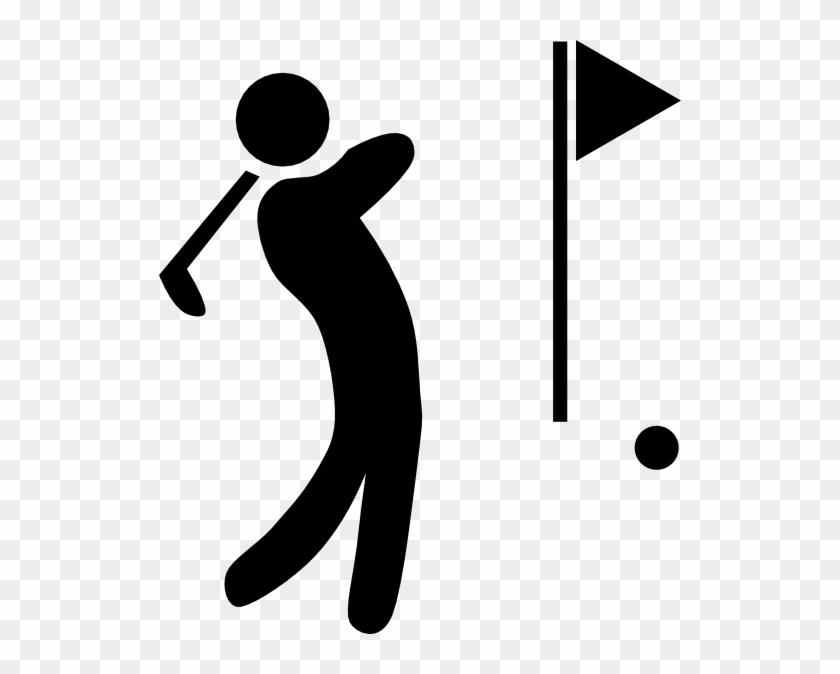 Golf Symbols Clip Art.