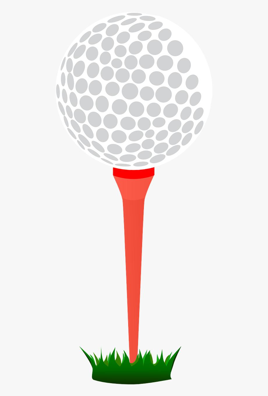 Clip Art Golf Tee , Transparent Cartoon, Free Cliparts.