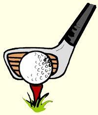 Golf Tournament Clip Art.