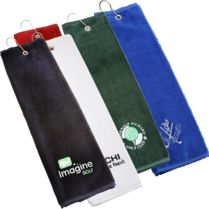 Golf Towels with Logo.