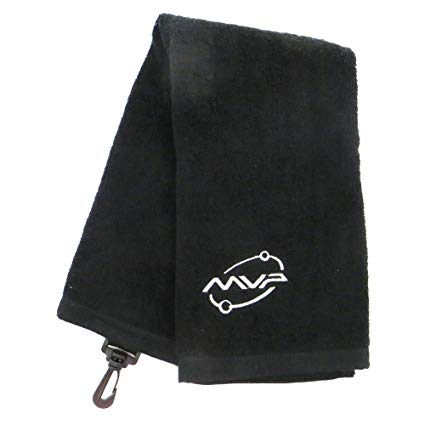 MVP Disc Sports Orbit Logo Disc Golf Towel.