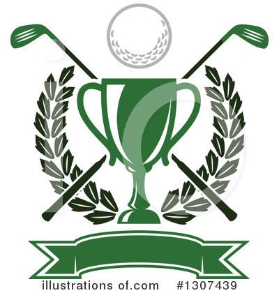 Golf Clipart #1307439.