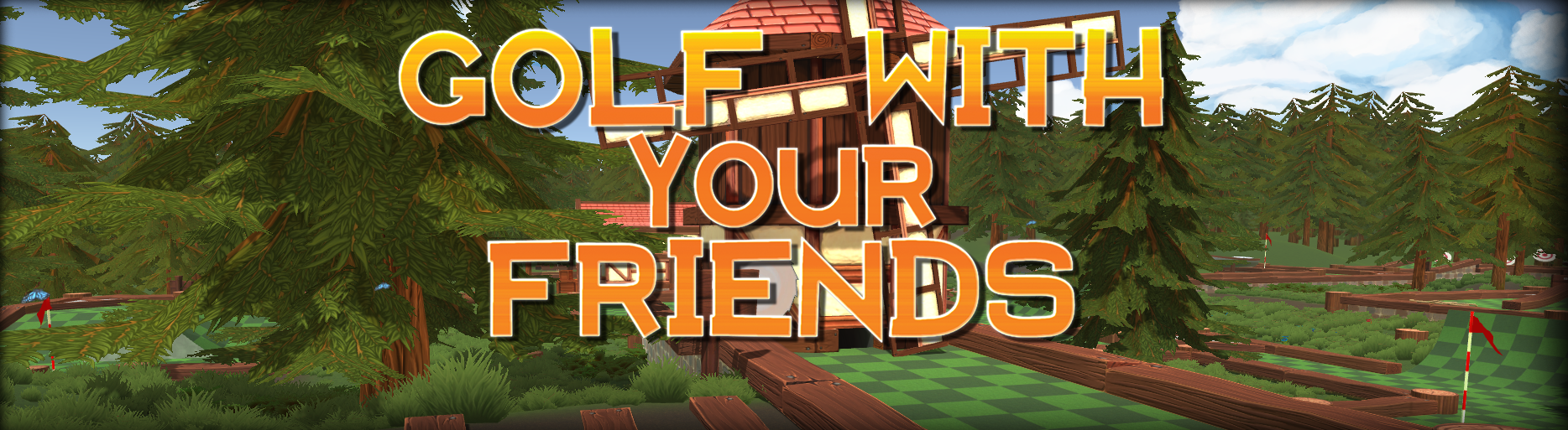 Golf with Your Friends (2016) promotional art.