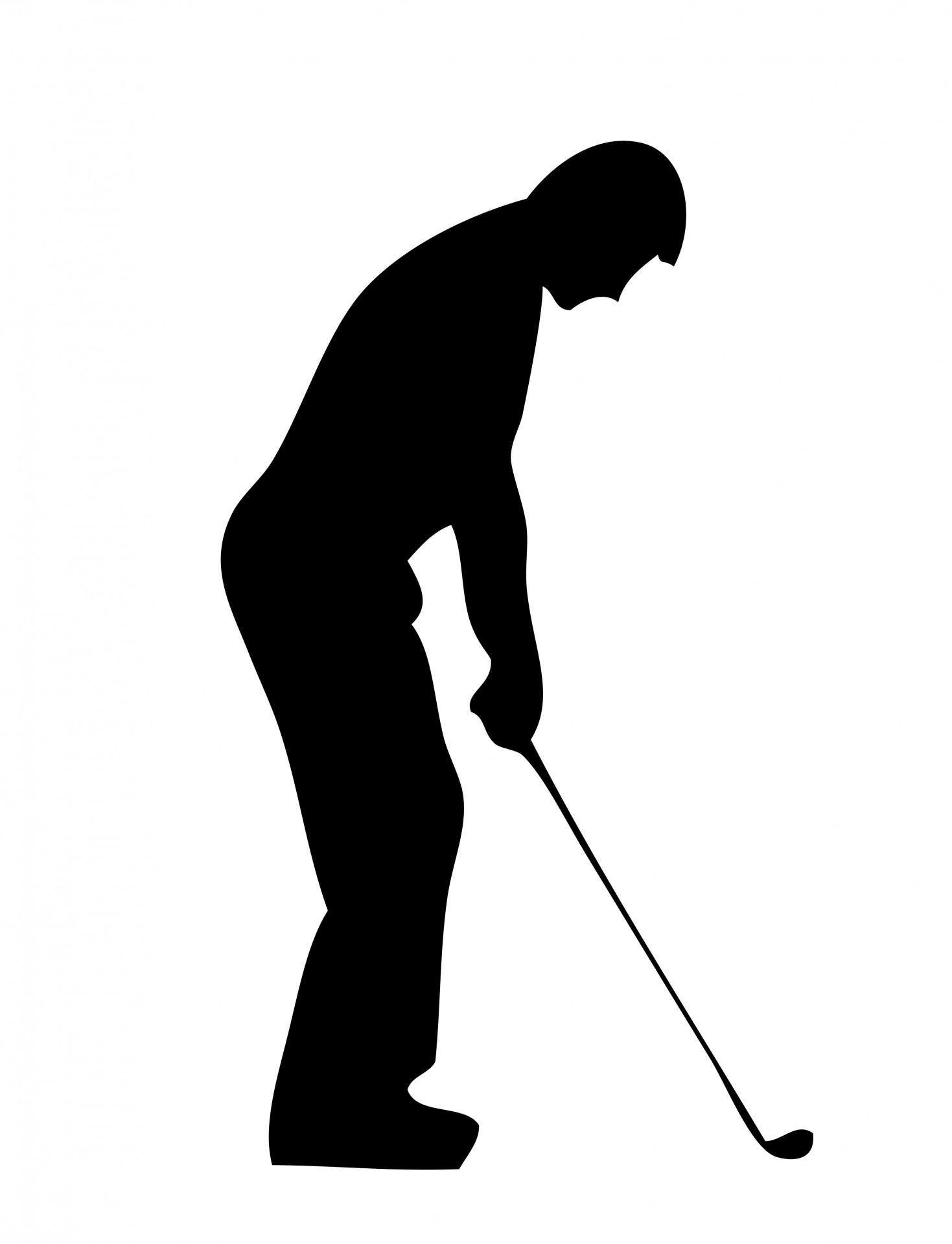 47+ Golfer Clip Art.