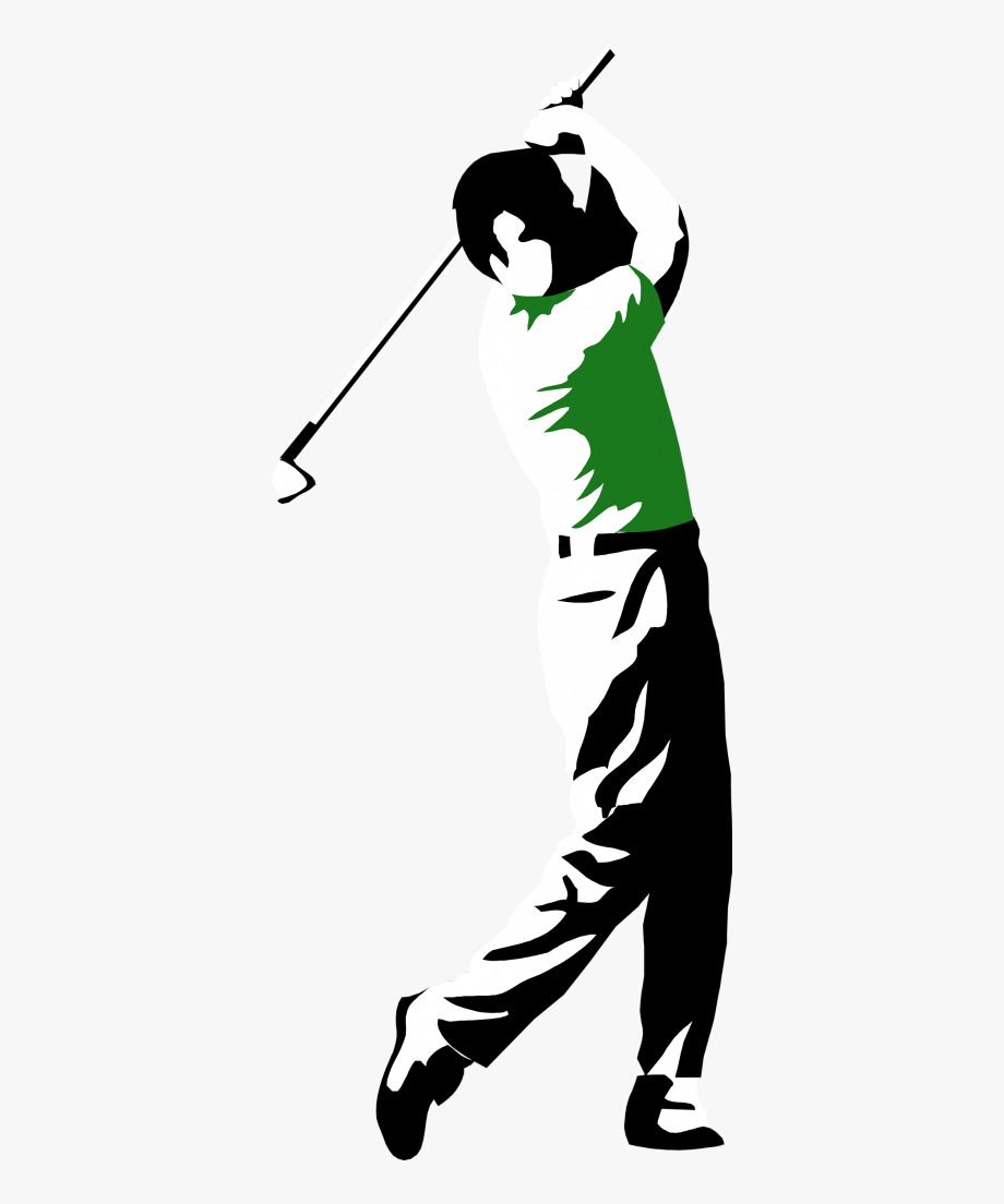Collection Of Man Golfing High Quality Ⓒ.