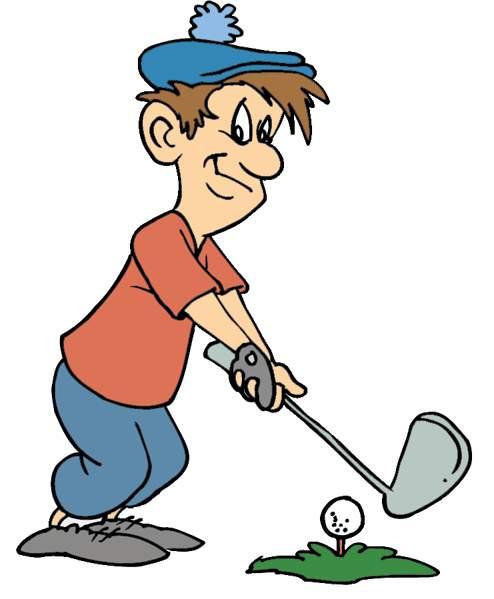 59 Free Golf Clip Art.