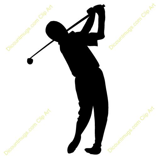 Golf Logos Clipart.