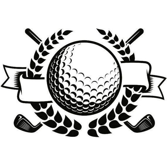 Golfer Logo.