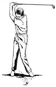 Golf Swing Clip Art Download.