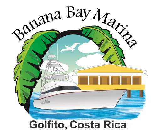 Banana Bay Marina, Golfito, Costa Rica Overview.