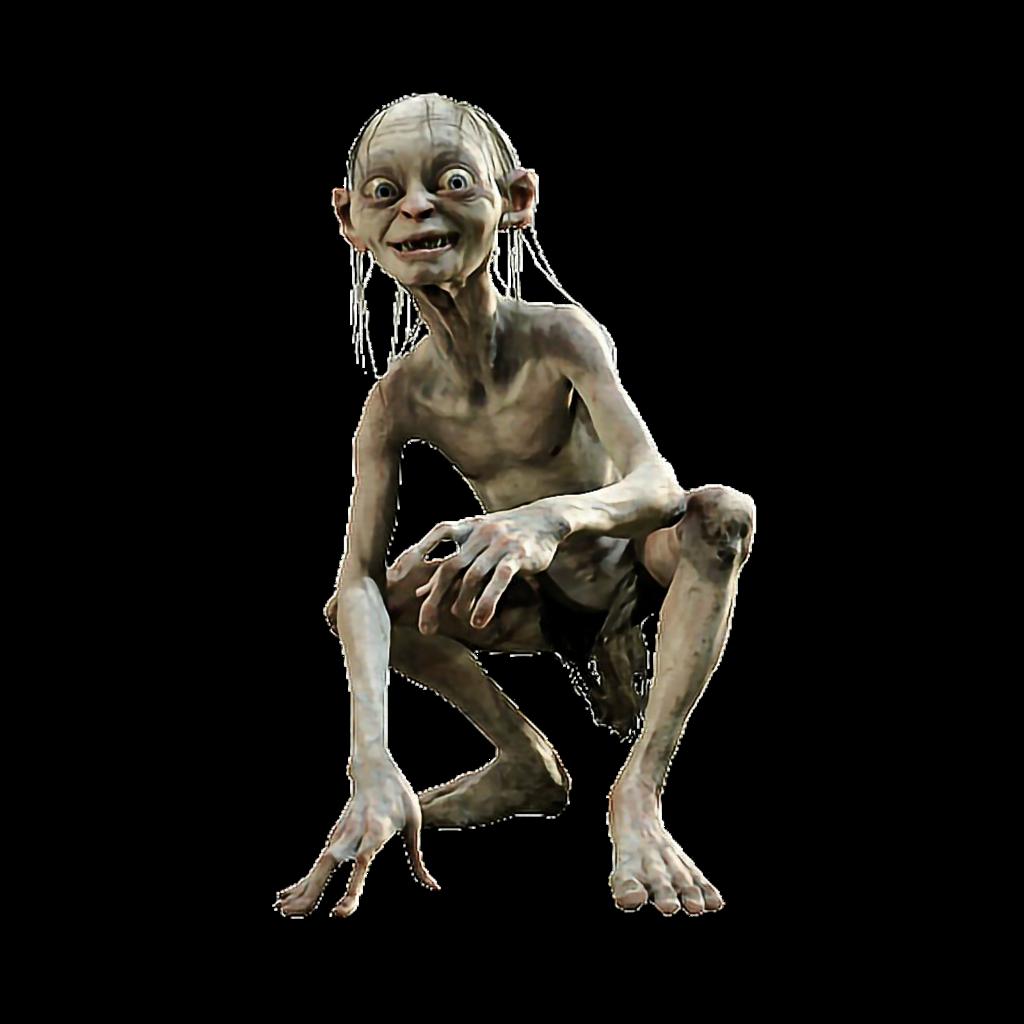 Gollum Png & Free Gollum.png Transparent Images #29036.
