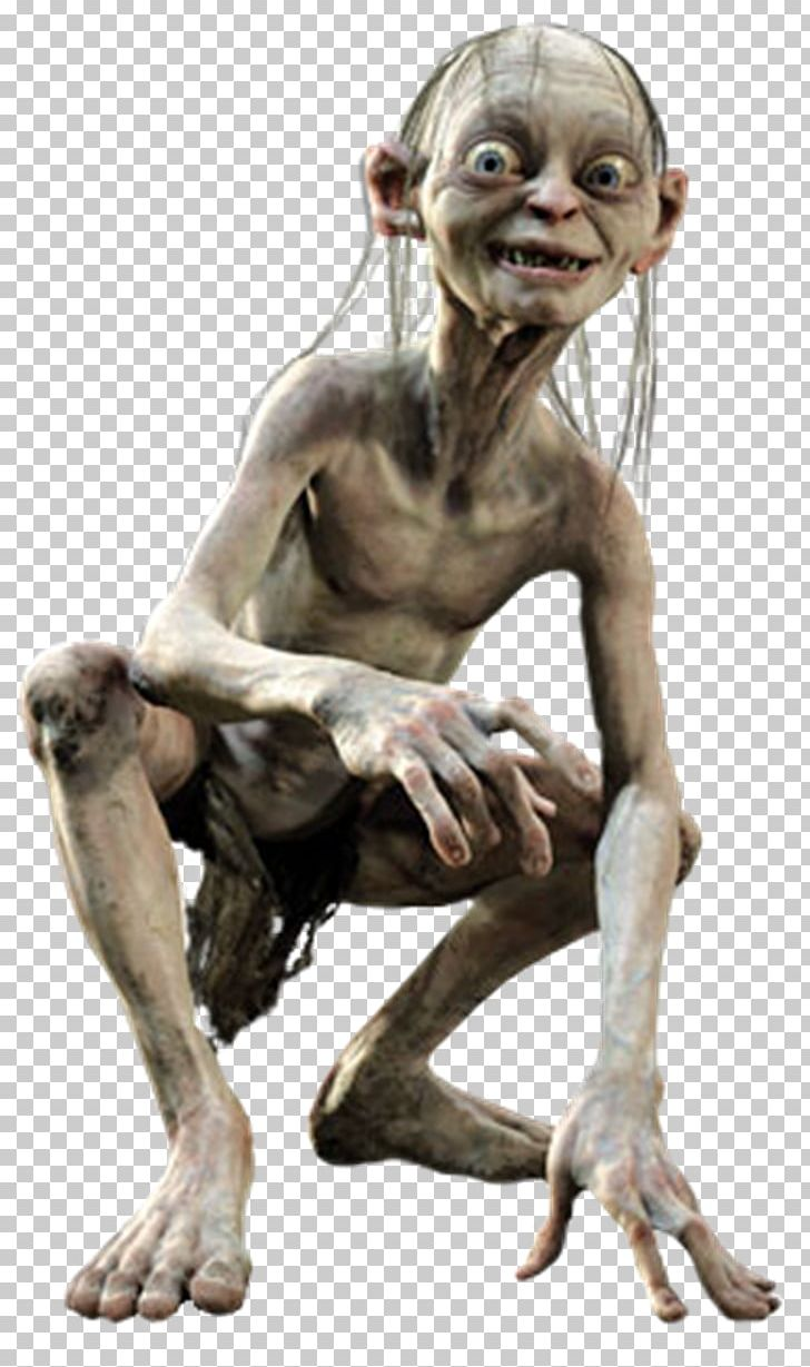 Gollum The Lord Of The Rings The Hobbit J. R. R. Tolkien Gandalf PNG.