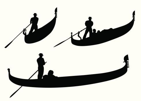 Gondola Clip Art.