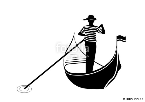 Gondola Silhouette Clip Art at GetDrawings.com.