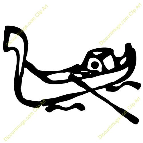 Gondola Clipart.