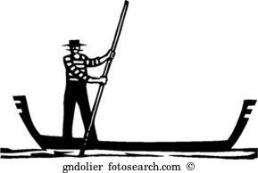 Gondolier Clipart and Illustration. 197 gondolier clip art vector.