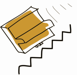 Going Down Steps Clipart Cliparthut Free Clipart.