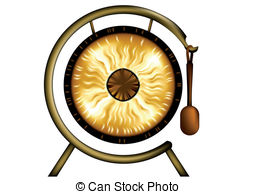 Gong Clipart and Stock Illustrations. 631 Gong vector EPS.