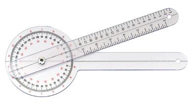 Large Goniometer.