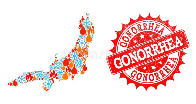 Gonorrhea Stock Illustrations.