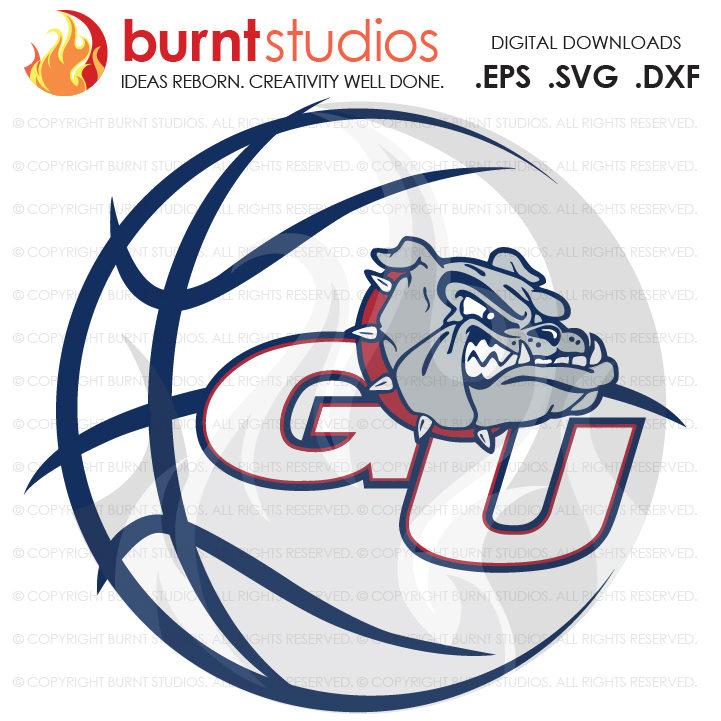 Gonzaga basketball Logos.
