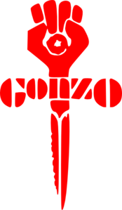 Red Gonzo Fist Dagger Clip Art at Clker.com.