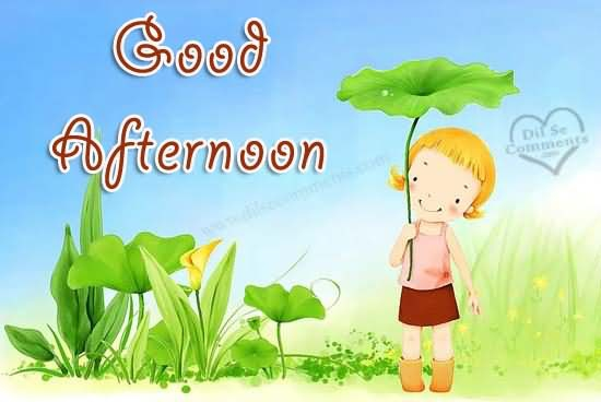 Good afternoon clipart 6 » Clipart Station.