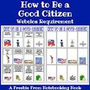 Good citizenship clipart.