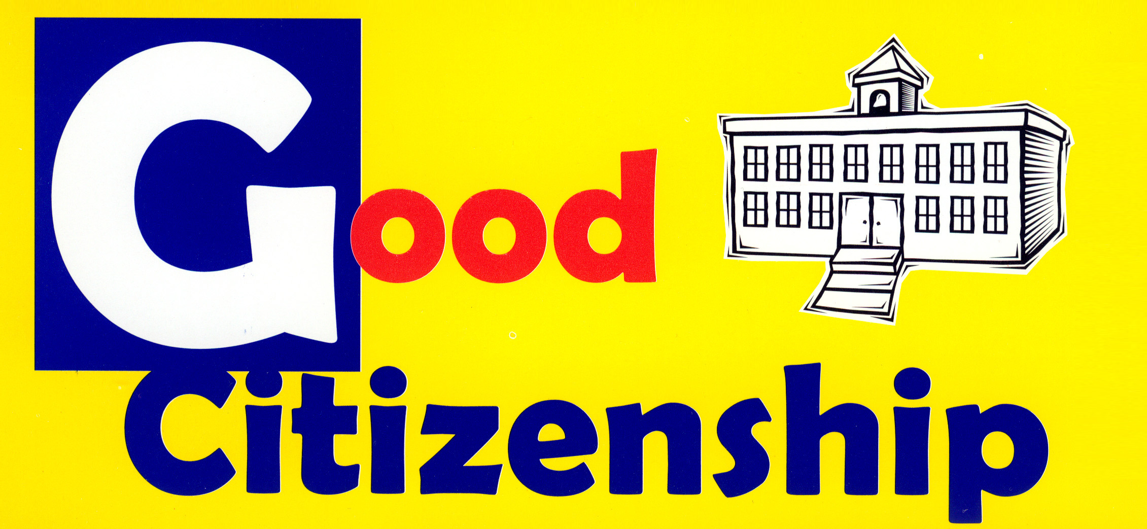 Good Citizenship.