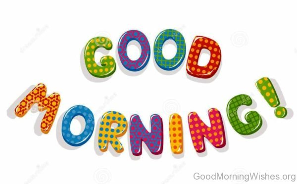 Good morning clipart free 3 » Clipart Station.