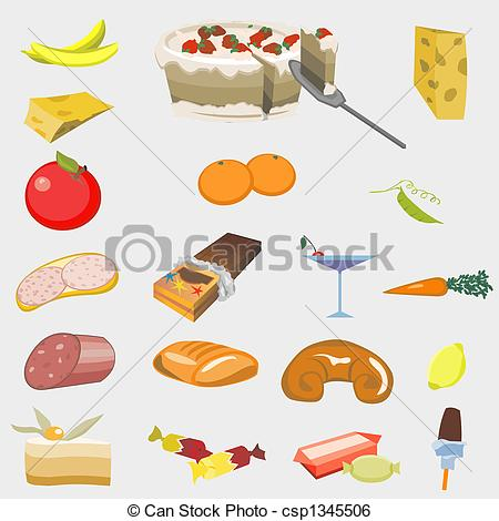 Good food clipart 2 » Clipart Station.