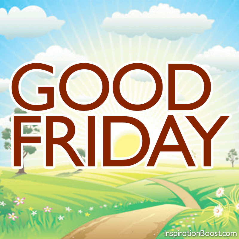 No school good friday clipart.