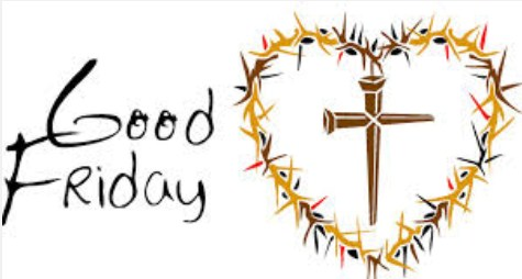 Clip Art of Good Friday.