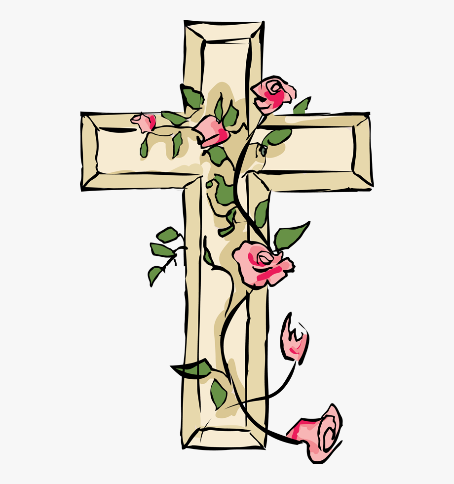 Good Friday Easter Christianity Clip Art.