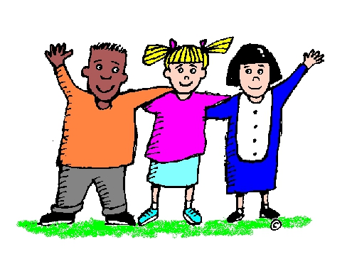 Good Friends Clipart#2179336.