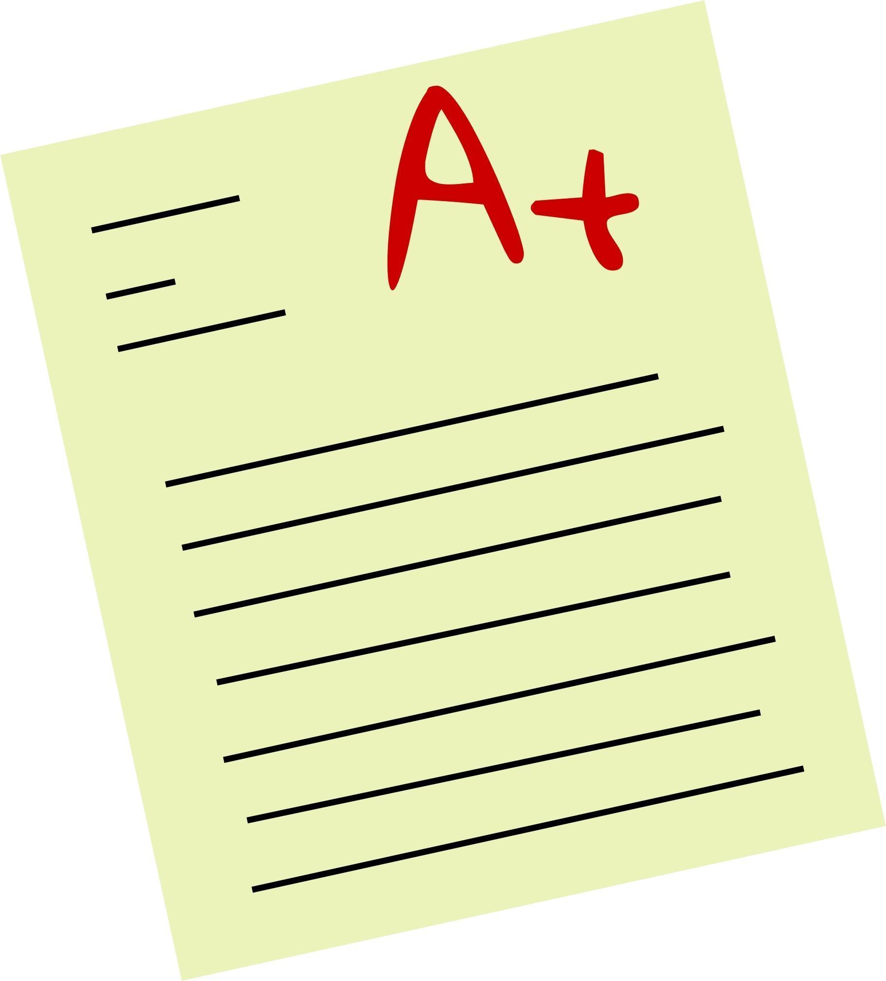 Good grades clipart 4 » Clipart Portal.