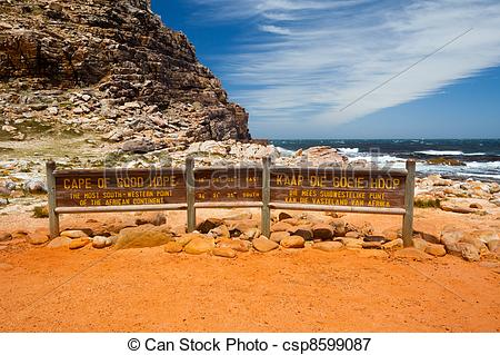 Picture of cape of good hope, south africa csp8599087.