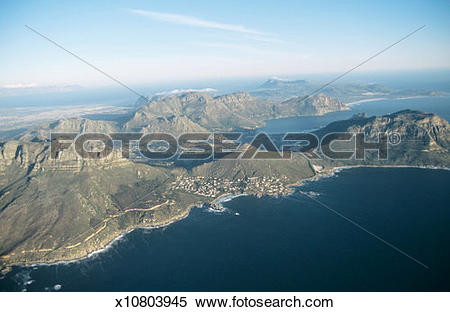Stock Image of South Africa, Cape Province, Cape of Good Hope.