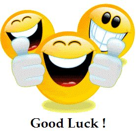 Free Good Luck Clipart Images.